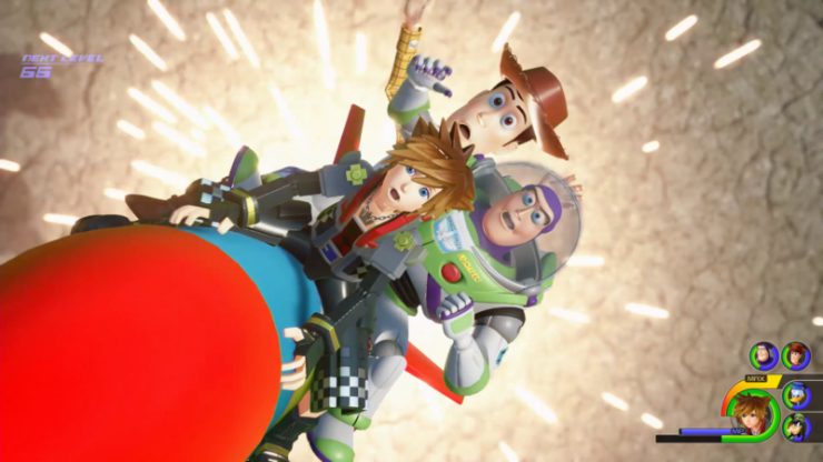 New Kingdom Hearts 3 Footage Arrives