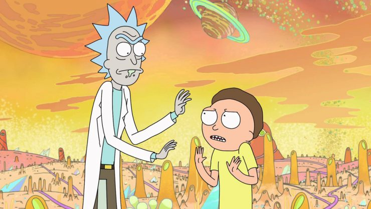 70 New Rick and Morty Episodes Ordered