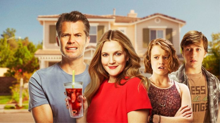 Santa Clarita Diet Gets Season 3 at Netflix