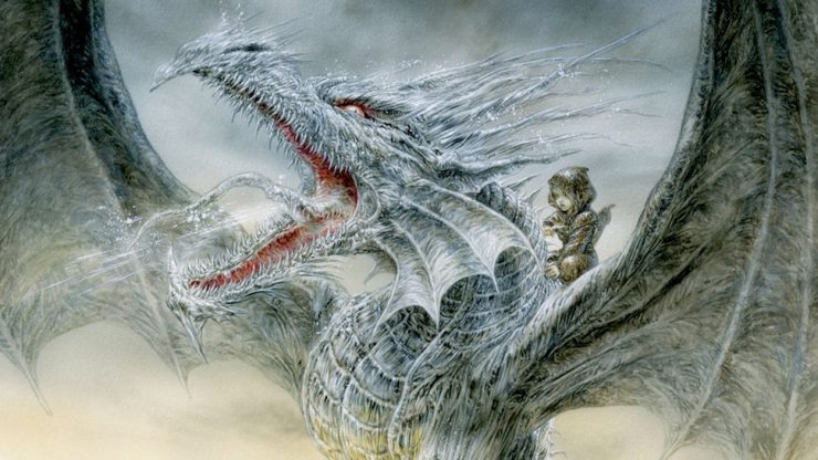Warner Bros. Animation to Adapt The Ice Dragon