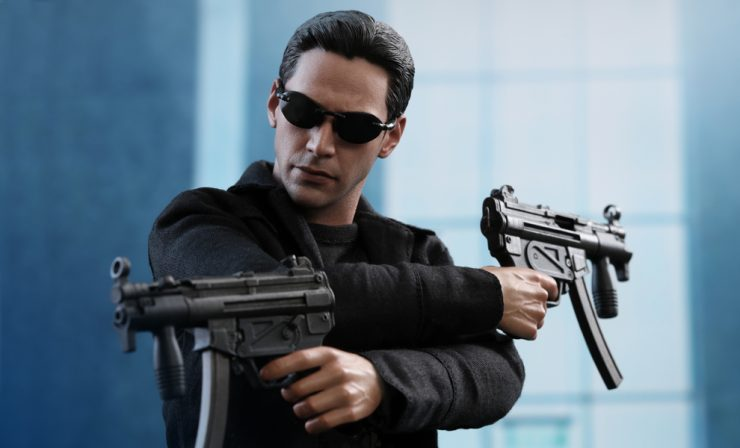 The Matrix Neo Sixth Scale Figure by Hot Toys