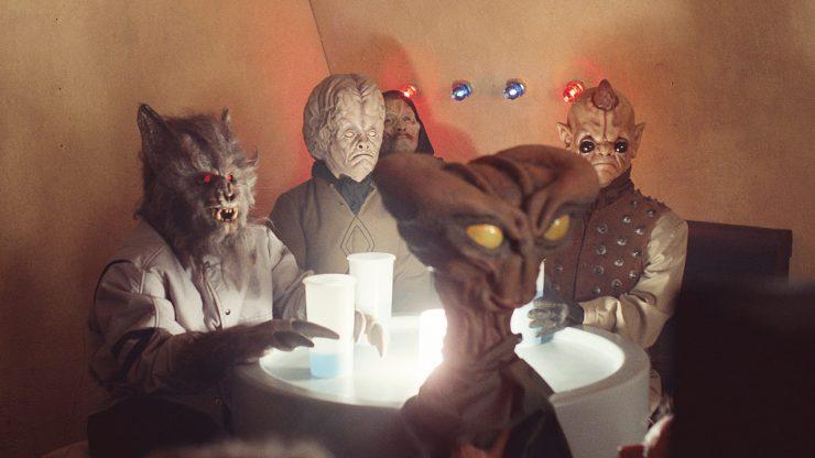 Star Wars Background Aliens- Geek Culture Countdown!