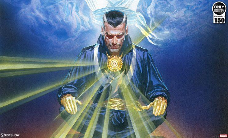 Doctor Strange Omnibus Fine Art Lithograph