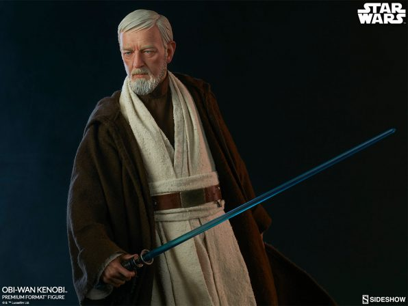 Learn the Way of a Jedi Knight with the Obi-Wan Kenobi Premium Format™ Figure