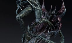 Game over man! New Photos of the Alien Warrior are here