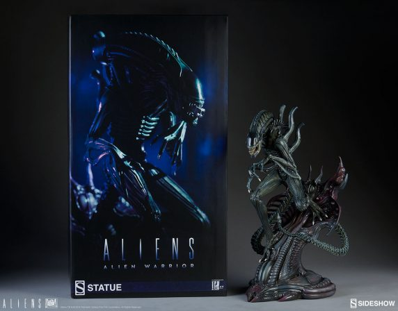 Game over man! New Photos of the Alien Warrior are here!