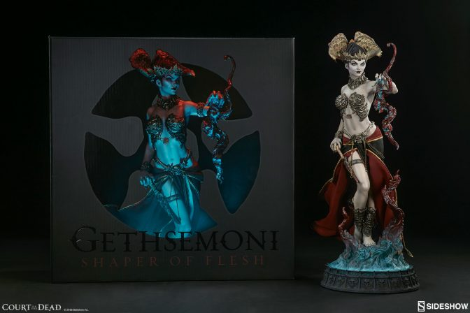 New Photos of Gethsemoni have arrived from the Underworld