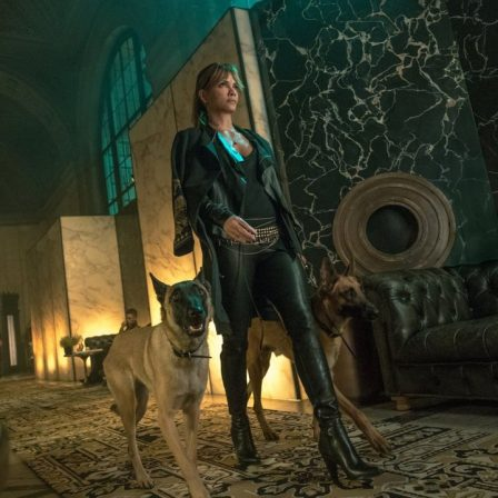 Halle Berry Shares First Look at John Wick 3 Character