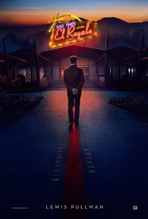 Bad Times at the El Royale Movie Posters