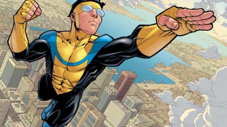 Amazon Orders Animated Invincible Series