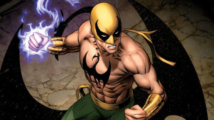 Marvel's Street Level Heroes- Iron Fist