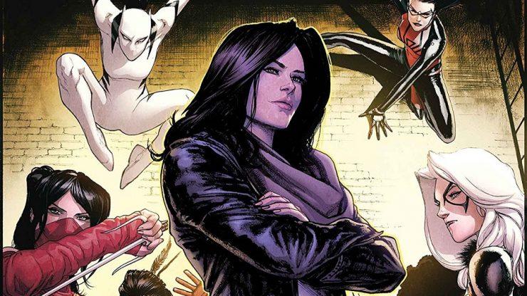 Marvel's Street Level Heroes- Jessica Jones