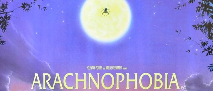 Arachnophobia Remake on the Way from Amblin Entertainment