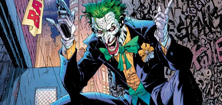 The Top 10 Joker Schemes in the DC Universe- Geek Culture Countdown Podcast!