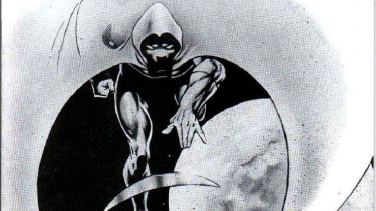 Marvel's Street Level Heroes- Moon Knight