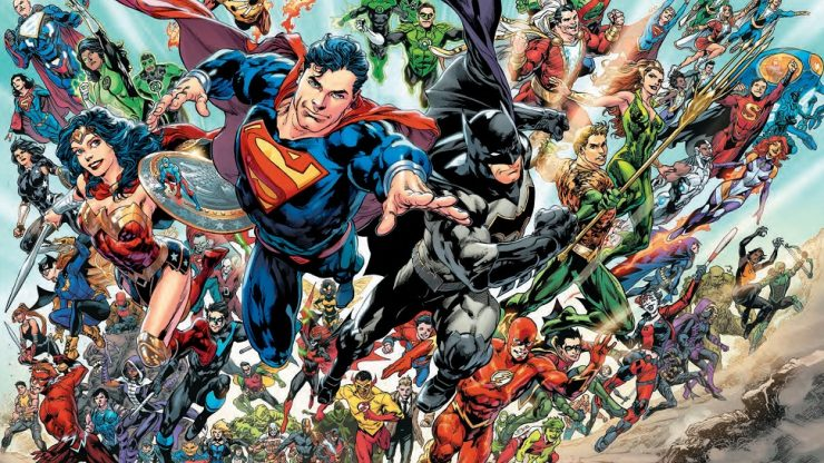 DC Digital Streaming Service Looks for Summer Launch