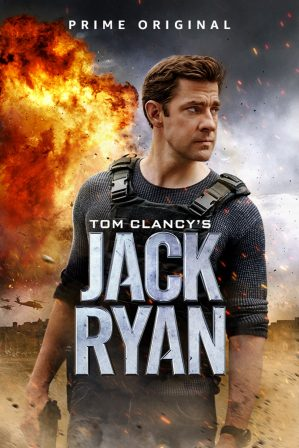Amazon Releases Tom Clancy's Jack Ryan Poster and Trailer
