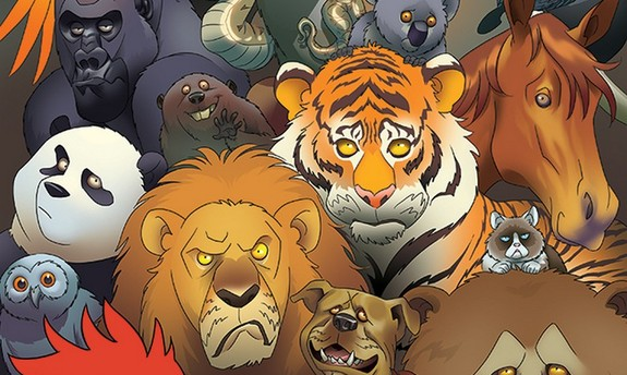 Legendary Entertainment to Adapt Animosity Comic for Film