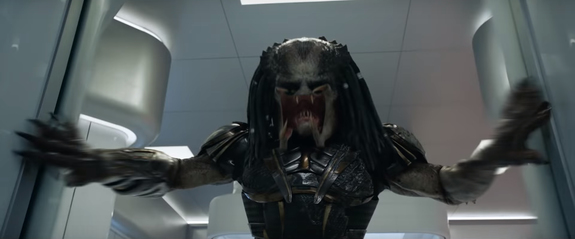 Predator Trailer Reveals Bigger Baddie than Before