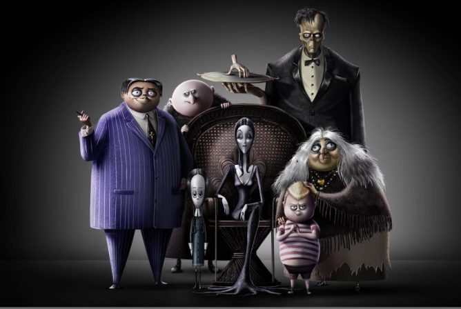 MGM Announces Addams Family Animated Voice Cast