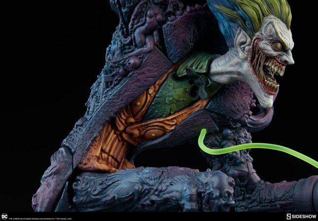 The Joker Statue- Gotham City Nightmare