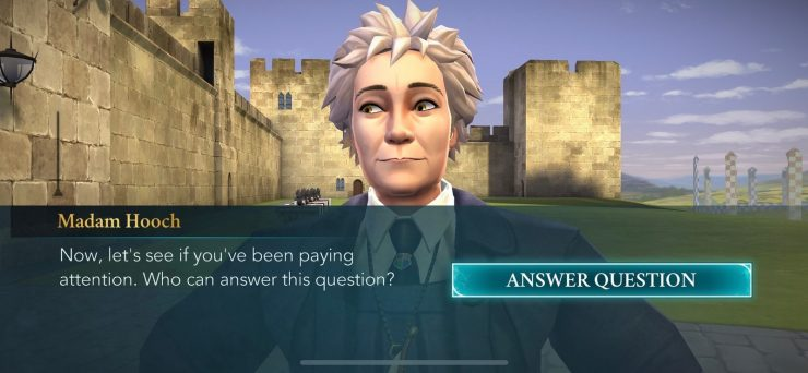 Harry Potter- Hogwarts Mystery