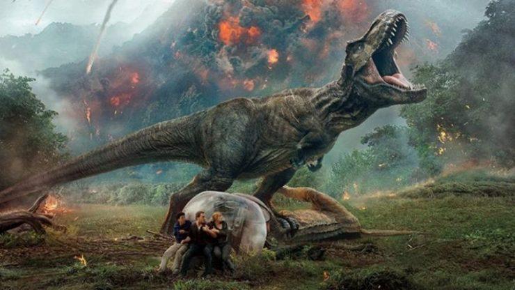 Jurassic World: Fallen Kingdom Roars to Box Office Success