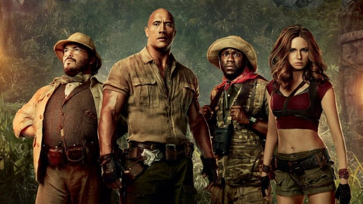 Jumanji 3 Lands Official Release Date