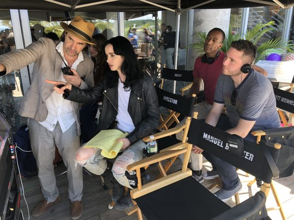 Krysten Ritter to Direct Jessica Jones Episode