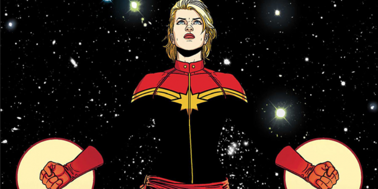 Marvel Studios Reveals Captain Marvel Composer
