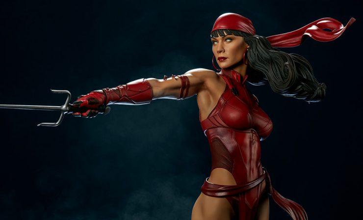 Marvel's Street Level Heroes- Elektra