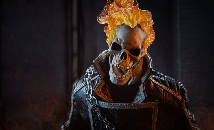 Marvel's Street Level Heroes- Ghost Rider