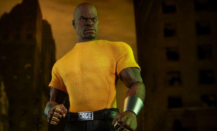Marvel's Street Level Heroes- Luke Cage