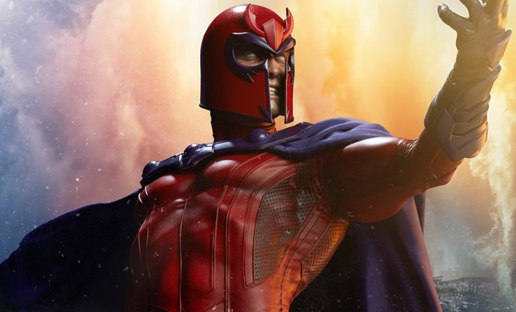 Meet the Astonishing Avengers- Magneto, Mystique, and… Deadpool?