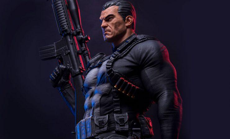 Marvel's Street Level Heroes- The Punisher