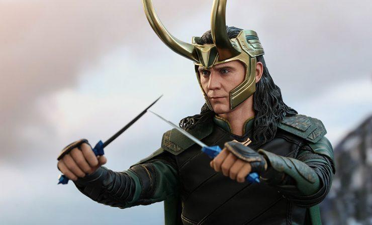Magneto's Astonishing Avengers- Loki