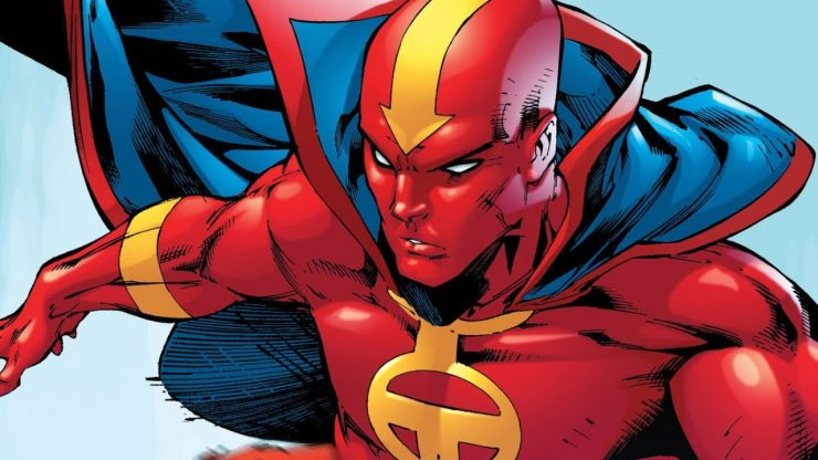 Red Tornado- Top 10 Underrated DC Super Heroes