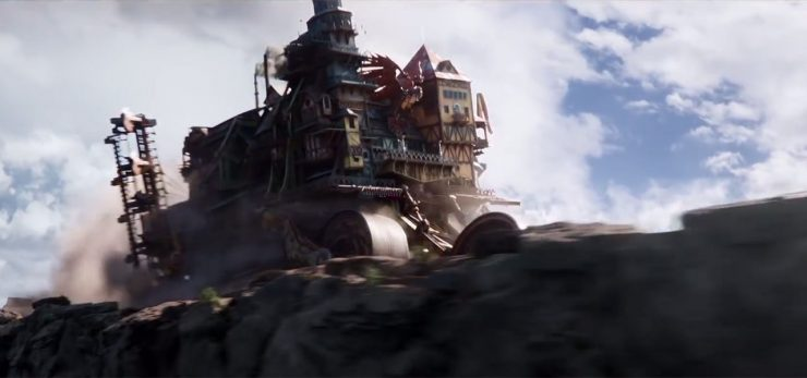 Universal Releases Mortal Engines Trailer
