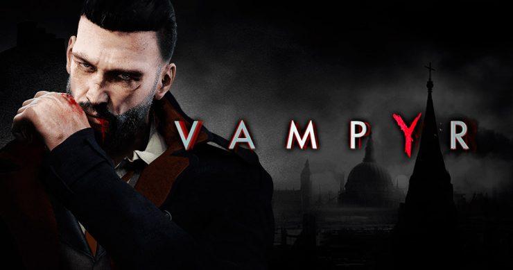 Dontnod Developer Releases Vampyr Trailer