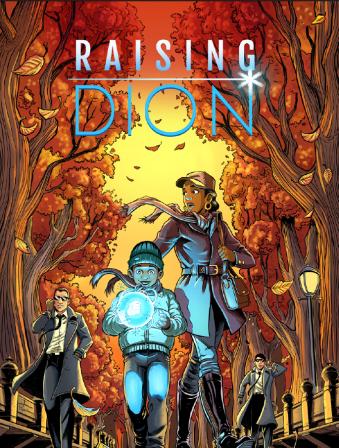 Jason Ritter Joins Netflix Drama Raising Dion