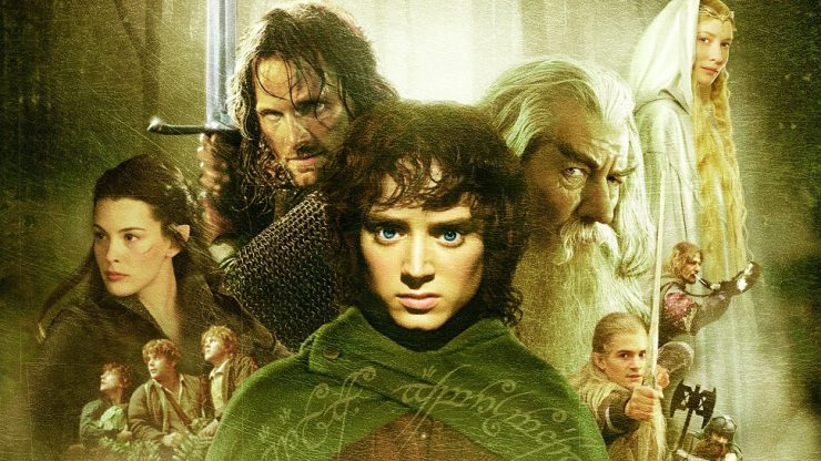 More Details about Amazon's Lord of the Rings Series
