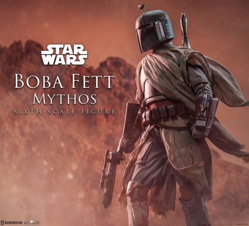 Boba Fett Mythos Sixth Scale Figure