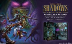 Shadows of the Underworld Graphic Novel