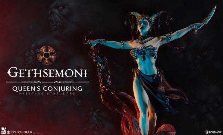 Gethsemoni Queen's Conjuring Prestige Statuette