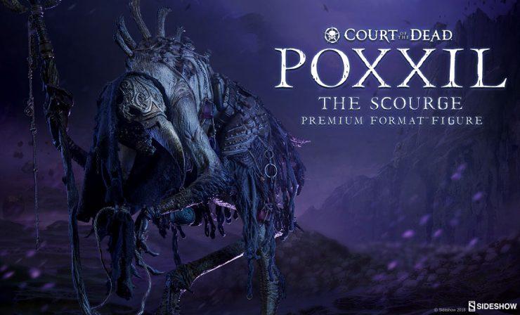 Poxxil: The Scourge Premium Format™ Figure