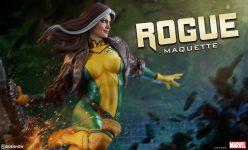 Rogue Maquette- Online Comic-Con