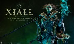 Xiall: Osteomancer's Vision Figure