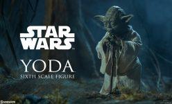 Yoda Sixth Scale Figure- Online Comic-Con
