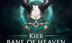 Kier: Bane of Heaven Life-Size Mask Replica