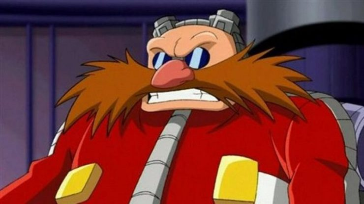 Jim Carrey in Talks to Play Dr. Robotnik in Sonic Film